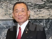 Japan's Upper House leader starts Vietnam visit