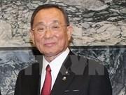 Japan's Upper House leader starts Vietnam visit