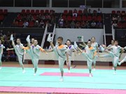 HCM City to host Aerobic Gymnastics Asian Championships