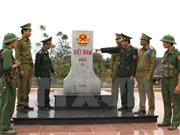 Vietnam-Laos border marker increase, upgrade completed