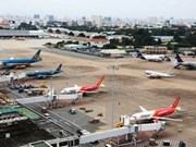 600,000th safe flight welcomed in Tan Son Nhat airport