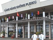 Airports in Central Highlands get facelift