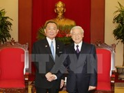Japanese upper house prioritises cooperation with Vietnam