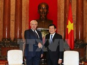 HCM City, St Petersburg bolster multifaceted affiliations