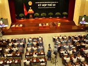 HCM City People's Council opens last session of 8th tenure