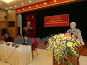 Hanoi voters interested in personnel work