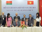 Vietnamese, Belarusian businesses seek investment opportunities