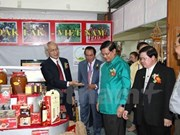Cambodia-Laos-Vietnam trade fair starts