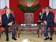 Parties' connections pivotal to Vietnam-Azerbaijan relationship