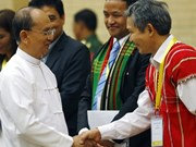 Myanmar parliament approves ceasefire accord