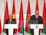 Belarusian President begins Vietnam visit