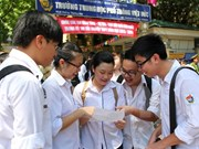 Exchange activities held between Viet Duc, Kurume Shogyo high schools