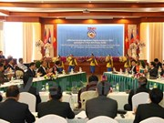 Youth forum promotes Cambodia-Laos-Vietnam friendship
