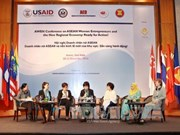 Businesswomen's participation in economic integration