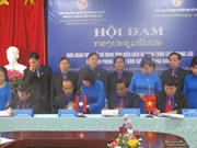Vietnam – Laos Youth friendship exchange held in Dien Bien