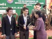 Vietnamese authors honoured at regional writers' conference