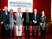 Vietnam-Czech literary works debut