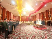 Banquet held marking anniversary of Vietnam People's Army