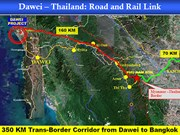 Japan joins Thailand, Myanmar in Dawei SEZ