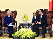 Vietnam urges France to support early signing of EU-Vietnam FTA