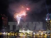 HCM City heralds New Year 2016