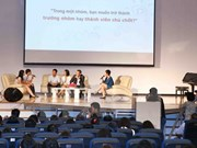 HCM City hosts Vietnam Young Leaders Forum 2015