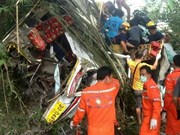 Road accidents kill 12 in Thailand, 15 in Mexico