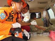 Indonesia: passenger boat capsizes in storm, military plane crashes