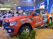 Pick-up trucks gain traction in Vietnam