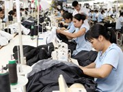 Vietnam's garment exports likely reach 28 billion USD