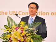 Vietnam marks ratification of UN children's rights convention