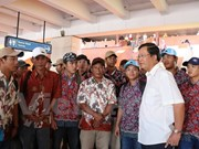 Indonesia returns 42 fishermen to Vietnam