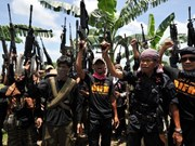 Muslim rebels kill seven farmers in southern Philippines