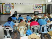 Thailand addresses challenges in education
