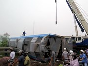 Road accidents fall but railway crashes rise in 2015