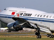 Air China launches Beijing-Havana air route