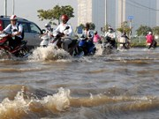 HCM City backs flood prevention plan