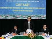 Overseas Vietnamese contribute to national development