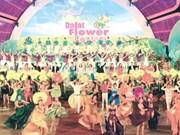 Da Lat Flower Festival attracts 500,000