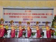 Congratulations on 60th anniversary of Vietnam-Indonesia relationship