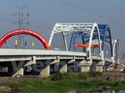 Bridge completes HCM City beltway