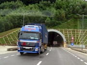 Phuoc Tuong – Phu Gia road tunnel in Hue opens to traffic