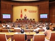 Politbureau urges thorough preparations for general NA elections