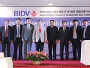 BIDV to open representative office in Russia