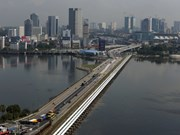 Singapore, Malaysia work hard on high speed rail project