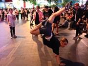 Street Arts fest comes to HCM City