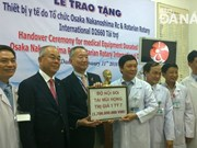 Da Nang receives foreign support for child education, care projects