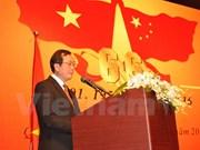 Guangzhou banquet marks Vietnam-China diplomatic ties