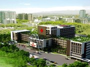 Construction of int'l-standard hospital begins in Binh Phuoc