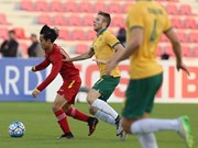 Vietnam lose to Australia in U23 football